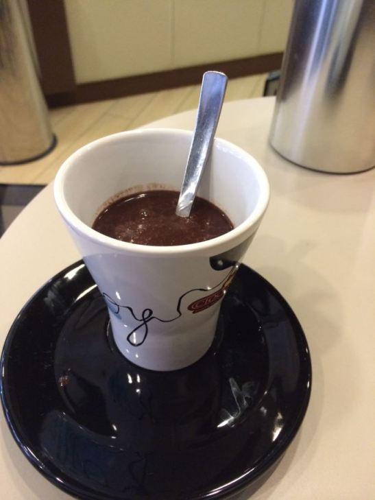 ciocolata calda in Alberobello 4